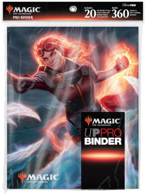 White Ultra Pro 4-UP CARD Playset PRO Binder Album MAGIC VANGUARD POKEMON YUGIOH