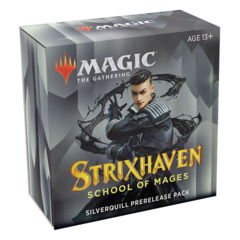 MTG Strixhaven: School of Mages Prerelease Kit - Silverquill