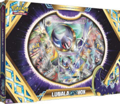 Pokemon Lunala GX Collection Box
