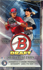 2018 Bowman Draft Baseball MLB Super Jumbo