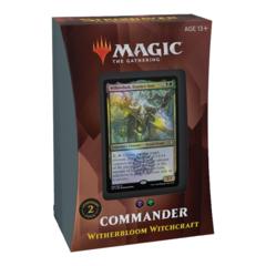 MTG Strixhaven: School of Mages 2021 Commander Deck - Witherbloom Witchcraft