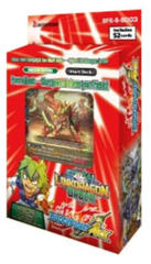 Buddyfight Ace BFE-S-SD03 Spiral Linkdragon Order Start Deck