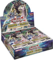 Yu-Gi-Oh Shadows Over Valhalla 1st Edition Booster Box