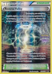 Reverse Valley 110/122 Sheen Holo Promo - 2016 State Championships