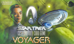 Star Trek CCG Voyager Booster Box