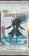 Argent Saga: Betrayal Booster Pack