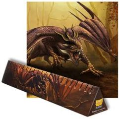 Dragon Shield Limited Edition Playmat - Teranha/Umber