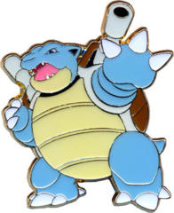 Blastoise Pin - Blastoise GX Premium Collection