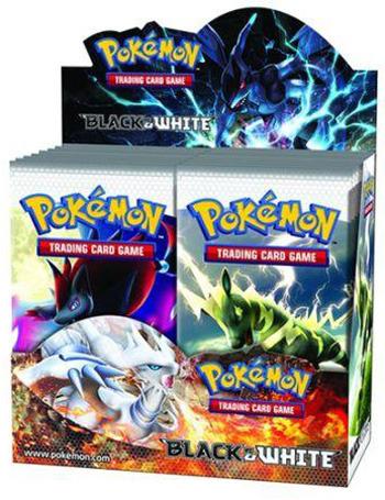 Pokemon Black & White BW1 Booster Box
