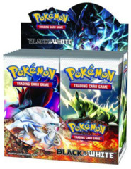 Pokemon Black & White BW1 Booster Box