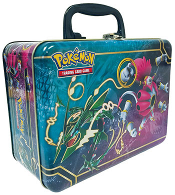 Pokemon 2015  XY Collector's Chest Tin