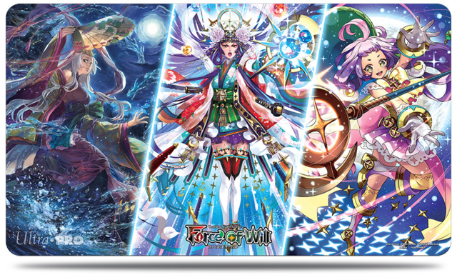 Ultra Pro Force of Will A3: Kaguya Playmat