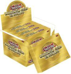 Yu-Gi-Oh Maximum Gold: El Dorado DISPLAY Box (5 Mini-Boxes)