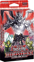 Yu-Gi-Oh Structure Deck: HERO Strike - Unlimited Edition