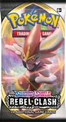 Pokemon SWSH2 Rebel Clash Booster Pack