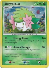 Shaymin 38/127 Cosmos Holo Promo - Theme Deck Exclusive