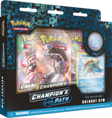 Pokemon Champion's Path Pin Collection - Hulbury