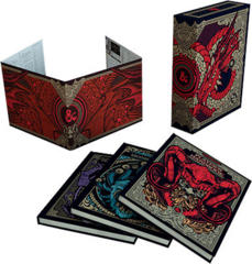 Dungeons & Dragons 5th Edition Core Rulebooks Gift Set - SPECIAL EDITION