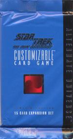 Star Trek CCG Alternate Universe Booster Pack