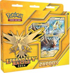 Pokemon Legendary Battle Deck: Zapdos