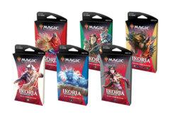 MTG Ikoria: Lair of Behemoths Theme Boosters - Set of 6