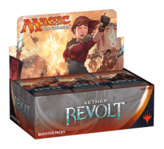 MTG Aether Revolt Booster Box - English
