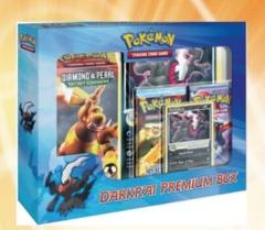 Pokemon Darkrai Premium Box -- VERY RARE!