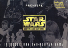 Star Wars CCG Premiere Introductory Two-Player Game