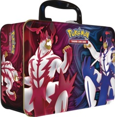 Pokemon 2021 Spring Collector Chest Tin