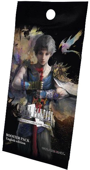 Final Fantasy TCG Opus VII Collection Booster Pack