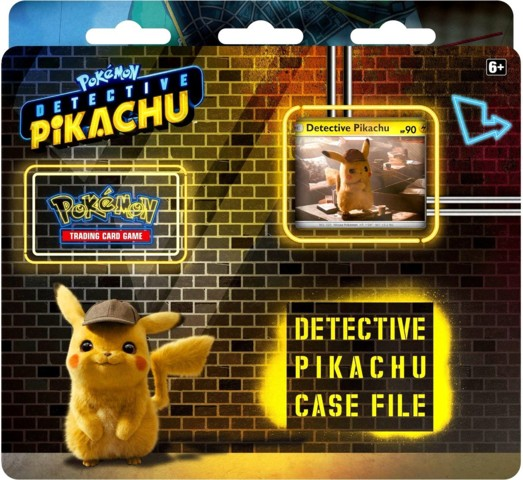 Pokemon Detective Pikachu Case File