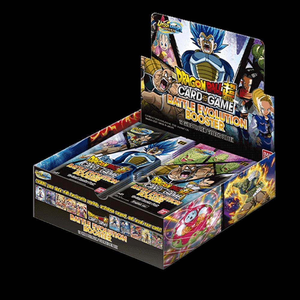 DragonBall Super Card Game Brand New And Se Battle of Gods Set: Gift Box 02