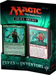MTG Duel Decks: Elves vs Inventors