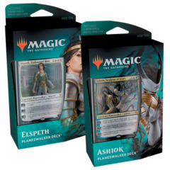 MTG Theros Beyond Death Planeswalker Decks - Set of 2
