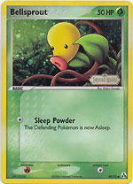 Bellsprout - 49/92 - Common - Reverse Holo