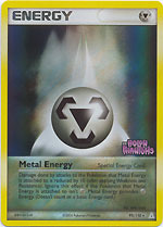 Metal Energy - 95/110 Reverse Holo