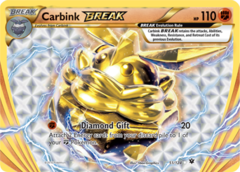 Carbink BREAK - 51/124 - Holo Rare