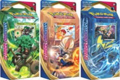 Pokemon Sword & Shield SWSH1 Base Set Theme Decks - Set of 3