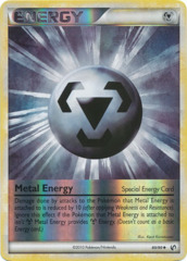 Metal Energy (Special) - 80/90 - Uncommon - Reverse Holo
