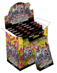 Yu-Gi-Oh Rising Rampage Special Edition Display Box