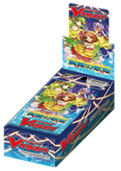 Cardfight!! Vanguard VGE-EB06 Dazzling Divas Booster Box