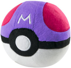 Pokemon Master Ball Plush 4