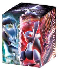Japanese Pokemon XY8 Blue Shock Red Flash Deck Box