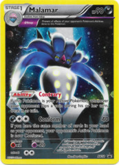 Malamar XY58 Cosmos Holo Promo - Ancient Origins Blister Exclusive