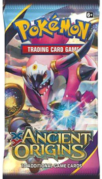 Pokemon XY7 Ancient Origins Booster Pack