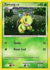Turtwig DP01 Cosmos Holo Promo - Diamond & Pearl Blister Pack Exclusive