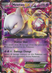 Mewtwo EX XY107 Holo  Promo - Triple Power Tin Exclusive