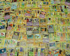 CHEAP Pokemon Cards 500ct BULK lot of PLAYED CONDITION Commons & Uncommons USED