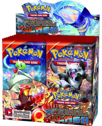 Pokemon XY5 Primal Clash Booster Box