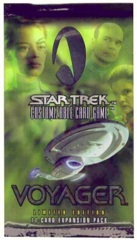 Star Trek CCG Voyager Booster Pack